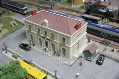 Gare de st Julien-08/2013