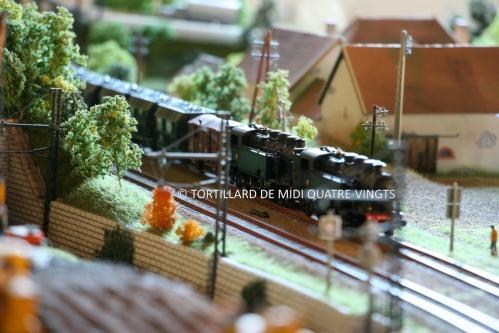 Rame de charbon 141 TA 039